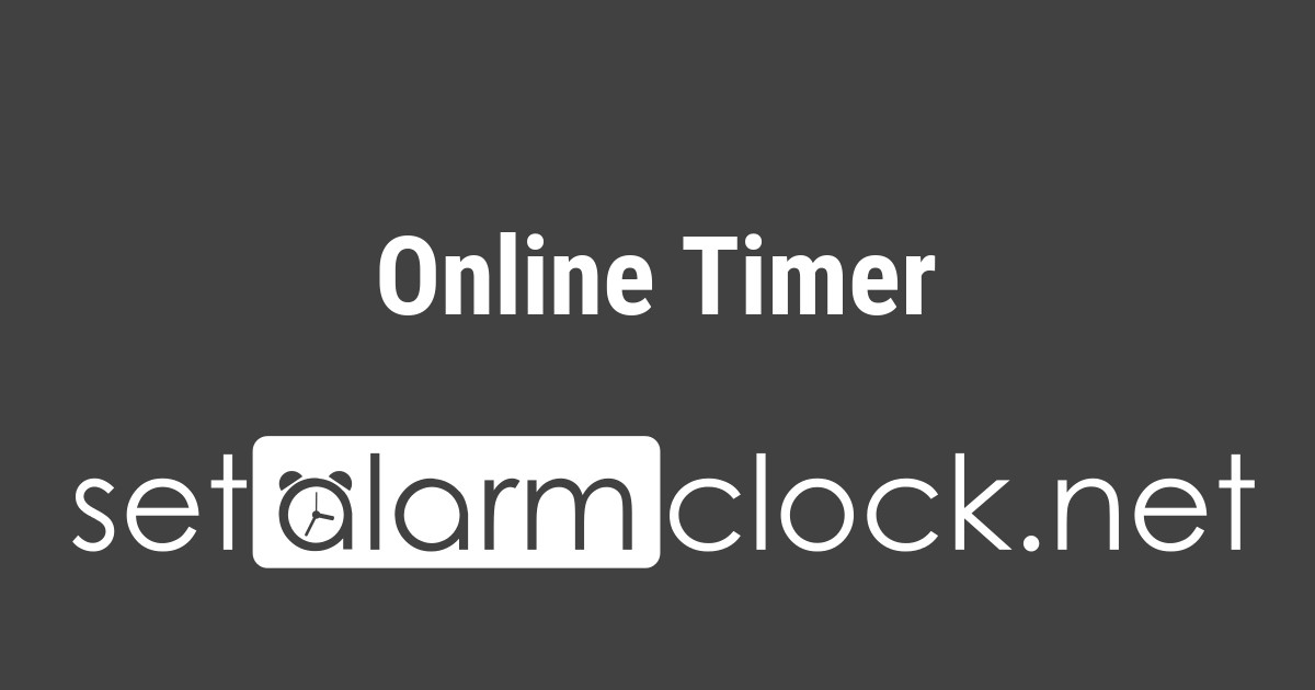Online for free timers 10 Best